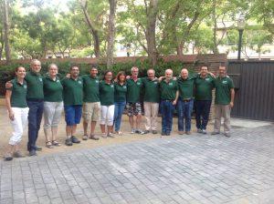 Foto del Comitè Organitzadoro